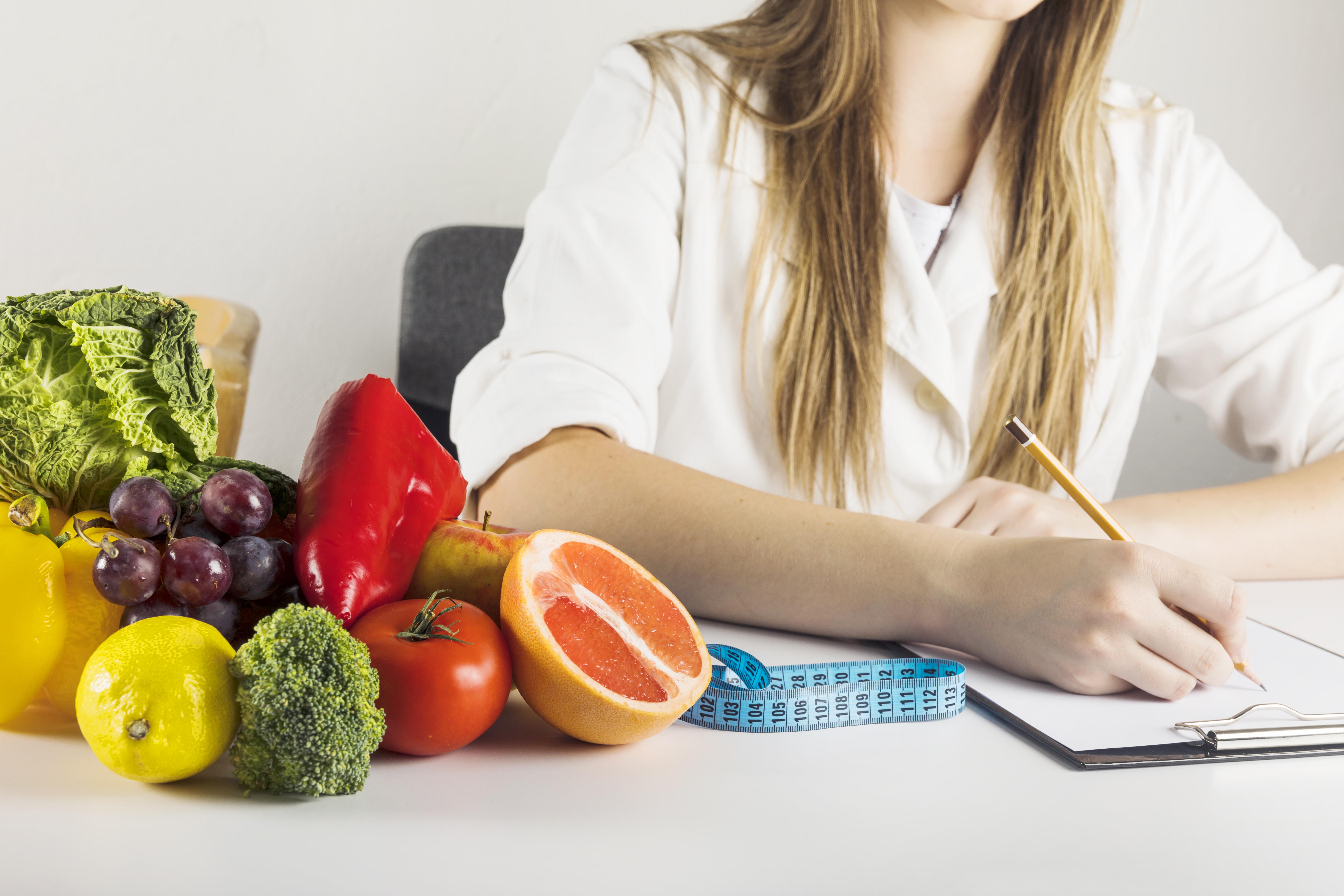 Tratamiento nutricional personalizado. Nutriverssa